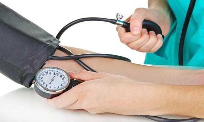 Также препарат используют при высоком артериальном давлении