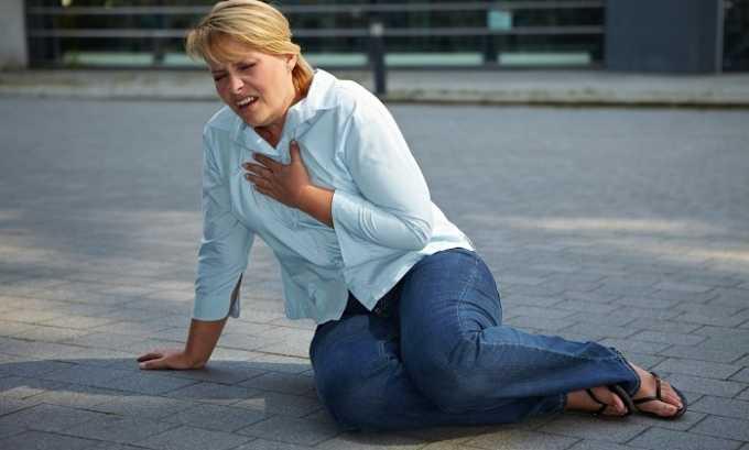 Милдронат снижает частоту сердечных приступов