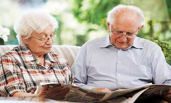 Медикамент прописывают для профилактики осложнений пациентам старше 55 лет