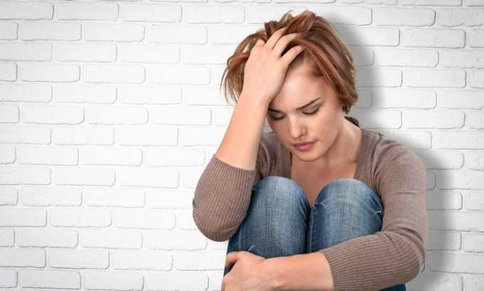 Фенотропил назначают при депрессии легкой и средней степени выраженности