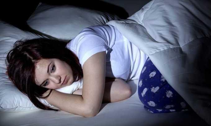 Лекарство может способствовать нарушению сна