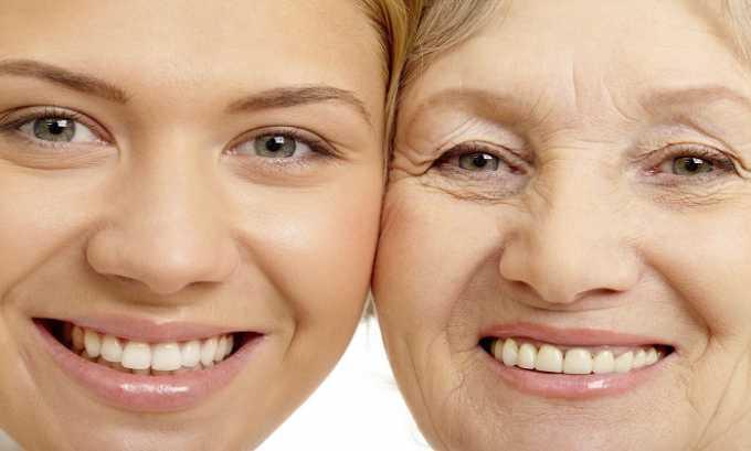 Препарат замедляет процесс старения человека