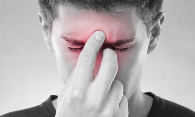 Трипсин используют при непроходимости слезного канала