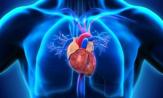 Средство принимают для того, чтобы осуществлять терапию таких заболеваний, как некоторые заболевания сердца