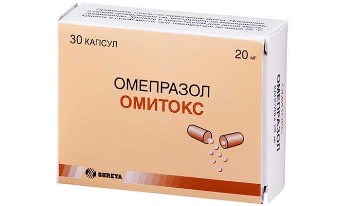 Не рекомендуется одновременно принимать лекарство Омепразол и препарат, уменьшающий агрегацию тромбоцитов