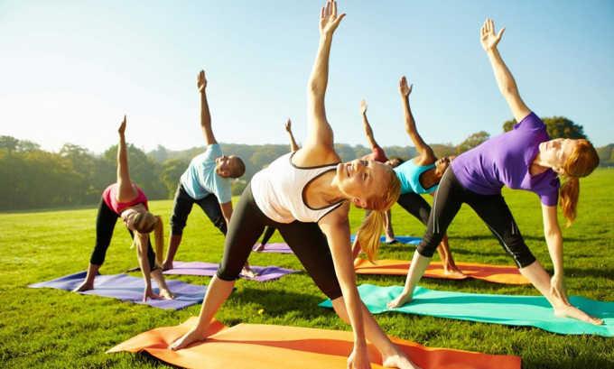 Чтобы уменьшить вероятность возникновения расширение вен малого таза, необходимо повышение физической активности