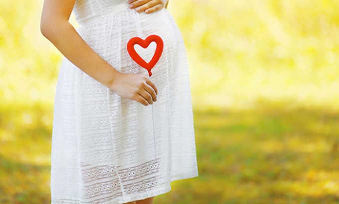 Препарат противопоказан при беременности