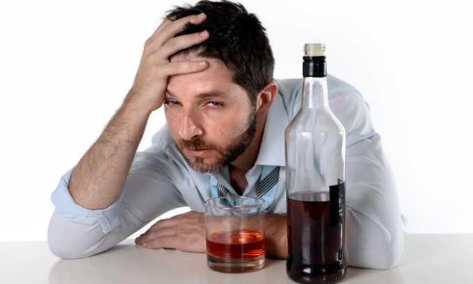 Уколы используются при алкогольной абстиненции