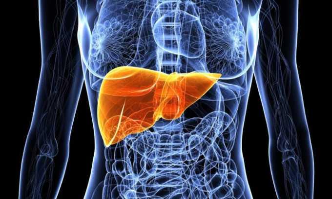 Активное вещество препарата (натрия эноксапарин) несущественно метаболизируется в структурах печени