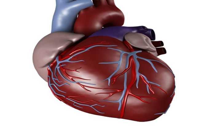 Курантил повышает содержание аденозина и выработку аденозинтрифосфата в сердечной мышце