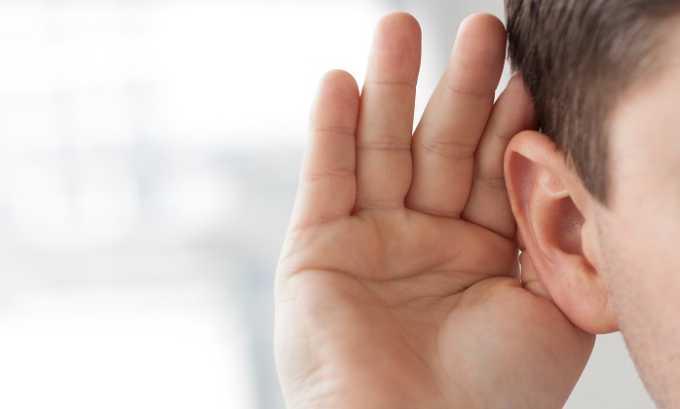 С помощью медикамента лечат нарушения слуха