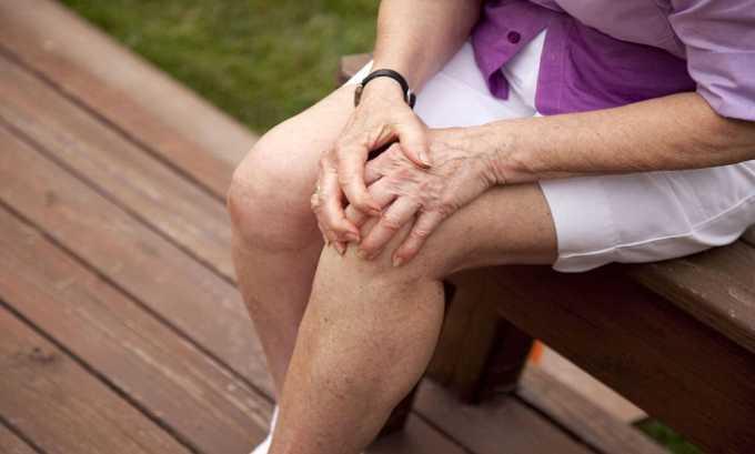 Иногда на фоне приема препарата возникали боли в суставах