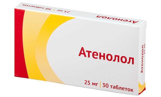 Не наблюдается взаимодействия клопидогрела с медикаментом Атенолол