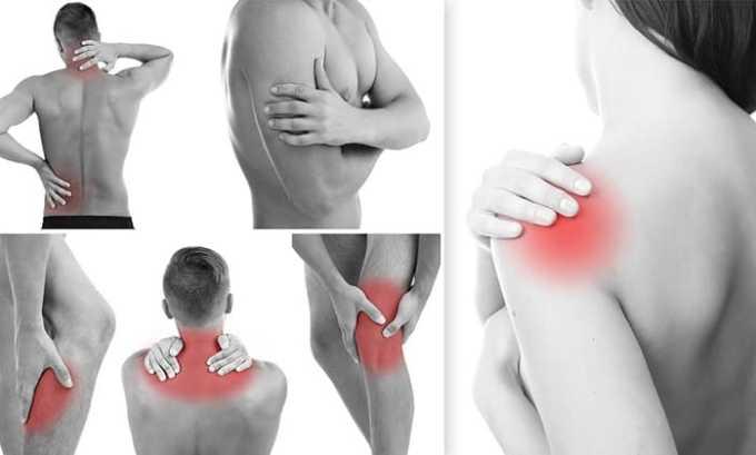 Побочные действия Аторвастатина 20 проявляются в виде боли в мышцах и суставах