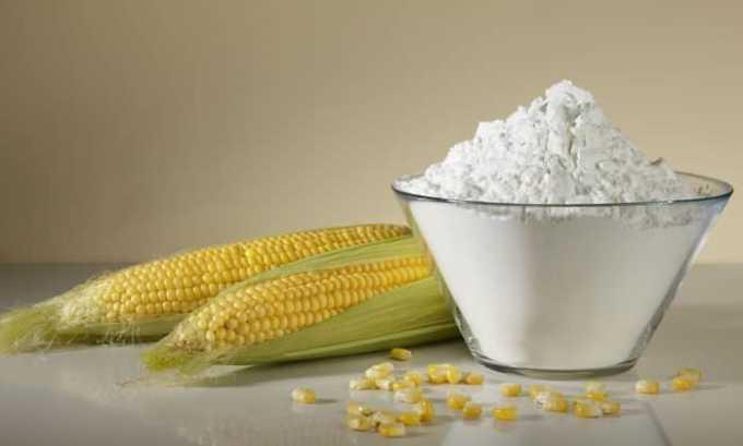 Кукурузный крахмал входит в состав Фенотропила