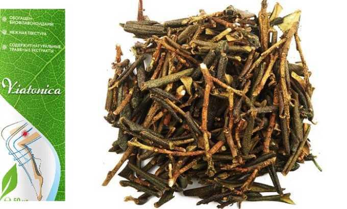 Виатоника содержит саган-дайля