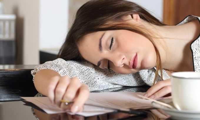 Уколы используются при хронической усталости