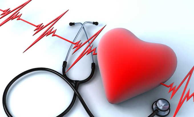Запрещен прием, если у больного наблюдаются патологии сердечного ритма