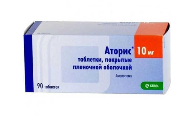При необходимости медикамент можно заменить препаратом Аторис