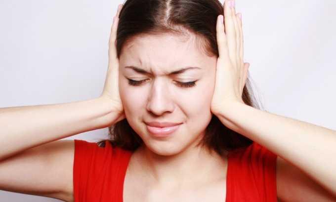 При приеме препарата Кардиомагнил может наблюдаться гул в ушах