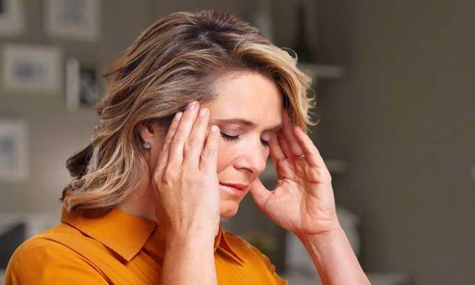 У пациентов, которые применяют Аторвастатин, может появиться головная боль