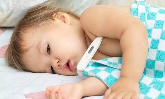 Профилактический прием витамина С в аптечной форме для детей рекомендован при ОРВИ