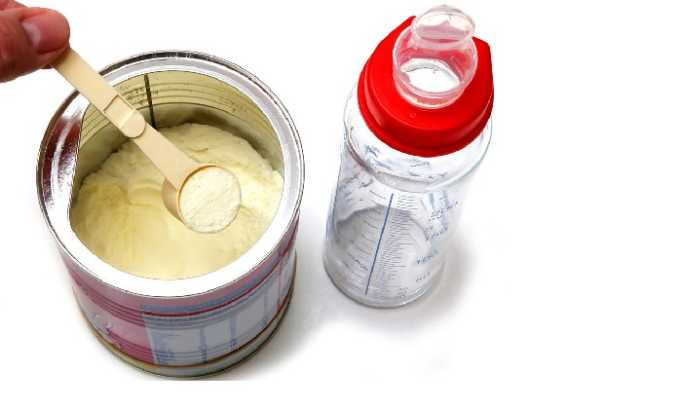 В случае кормления грудью в период проведения терапии, врачи советуют использовать молочные смеси