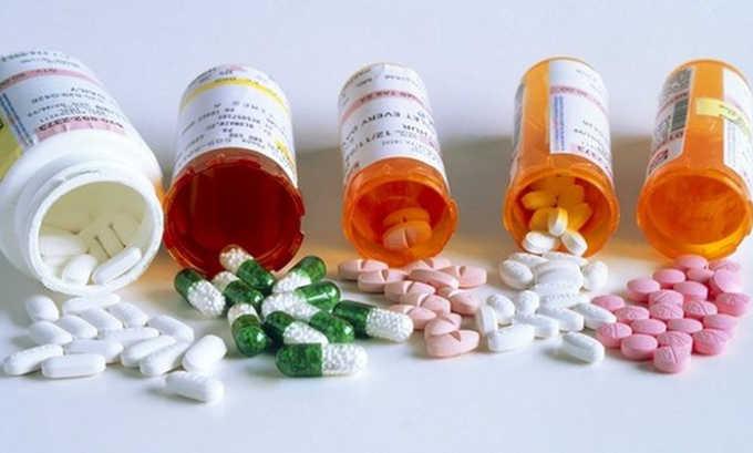 Комбинация Трентала с антикоагулянтами, тромболитическими средствами, антибиотиками усиливает действие последних препаратов