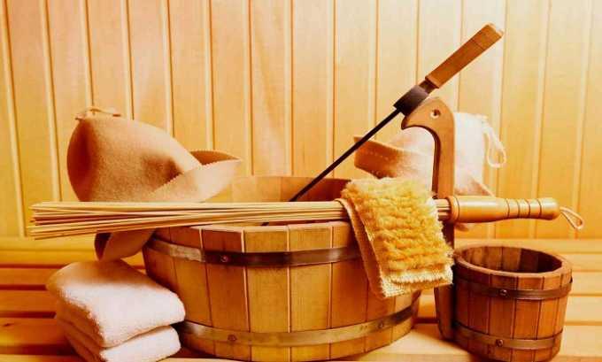 Лучше воздержаться от посещения бани и сауны