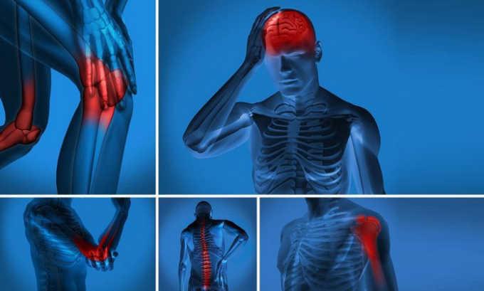 Лекарство способно снимать жар, устранять болевой синдром и воспалительные процессы