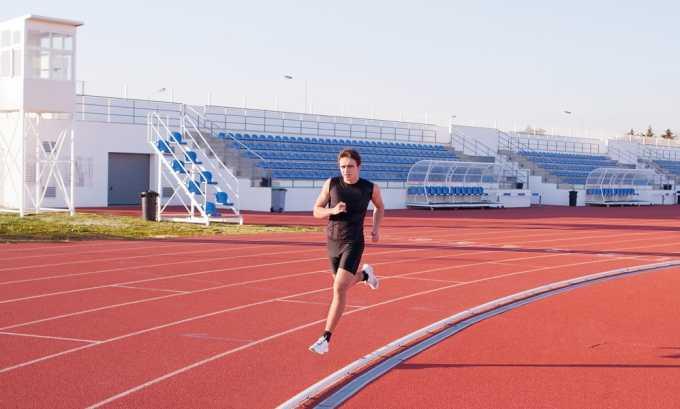 При варикозе нужно выбирать медленный или средний темп для пробежки