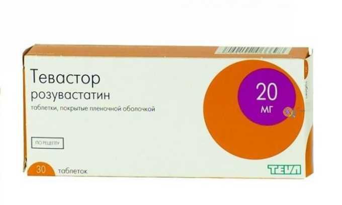 К структурным аналогам препарата, идентичным по действующему веществу относят Тевастор