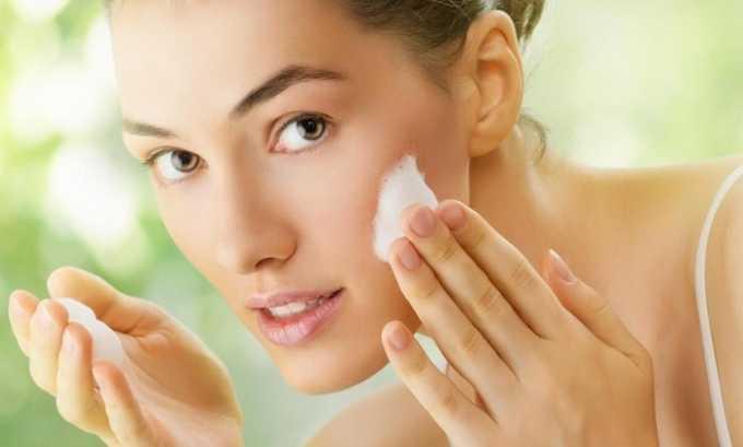 Папаин входит в состав кремов, которые помогают омолодить кожу лица