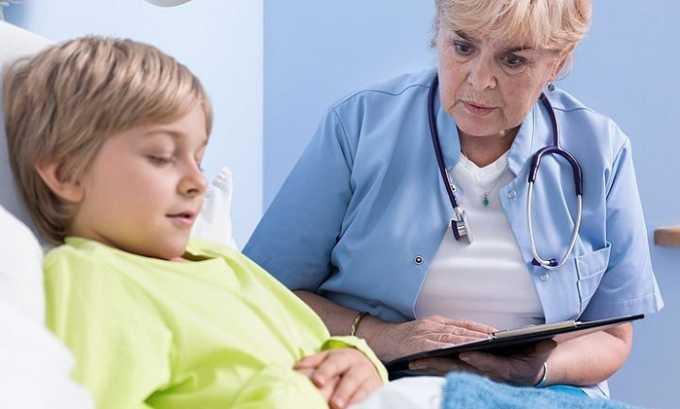 Врачи не прописывают медикамент пациентам до 18 лет