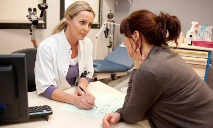 Если у больного наблюдаются симптомы побочного действия, то прием лекарства прекращают и обращаются к доктору