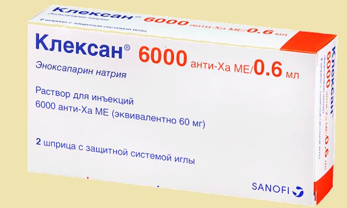 Популярным аналогом лекарства является Клексан