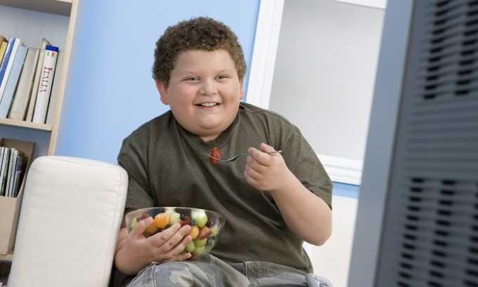 В некоторых случаях повышенние массы тела у подростка может спровоцировать развитие варикоцеле