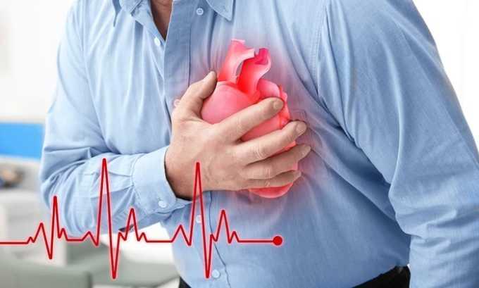 Также Токоферола ацетат рекомендован людям с хронической ишемической болезнью сердца