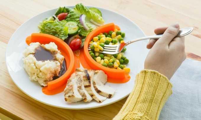 Процесс всасывания замедляется при приеме медикамента после еды