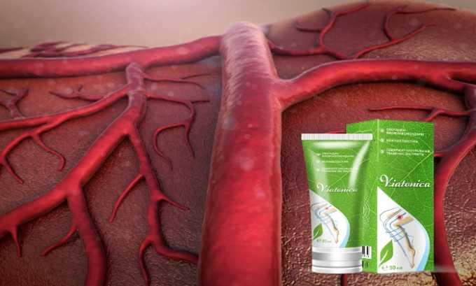 При применении препарата можно добиться укрепления стенок сосудов