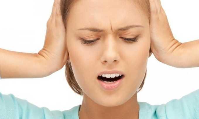 Прием препарата может вызвать головную боль