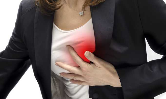 Лирту назначают пациентам, которые страдают инфарктом миокарда