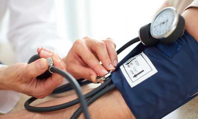 В число побочных эффектов от препарата входит снижение артериального давления