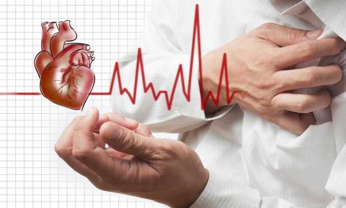 После перенесенного инфаркта миокарда принимать Пентоксифиллин запрещено