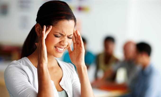 Стрессы, нервные срывы, длительные депрессии могут вызвать купероз