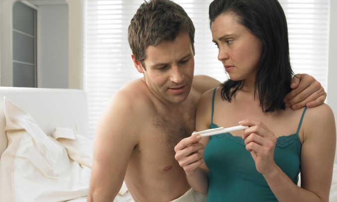 При варикоцеле у мужчины постепенно развивается бесплодие 1 типа