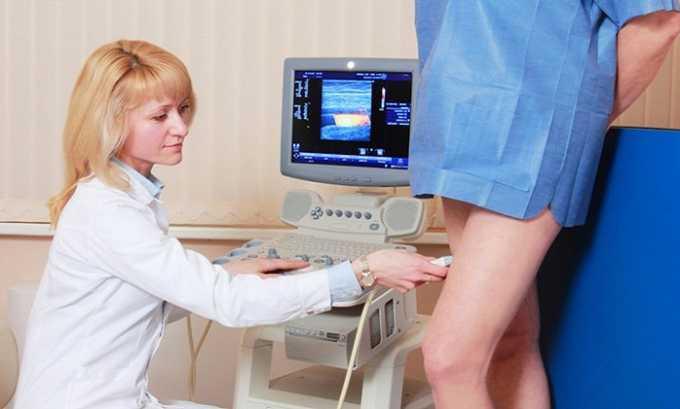 Принцип доплерографии основан на измерении скорости и направления кровотока с помощью специального датчика