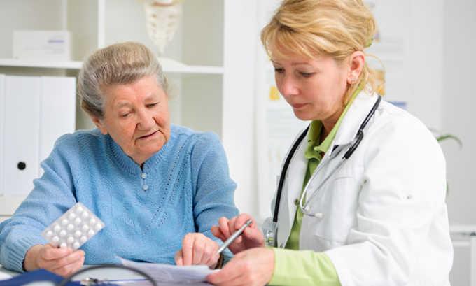 У пациентов старше 65 лет наблюдается торможение выведения лекарства, поэтому им требуется снижение его доз