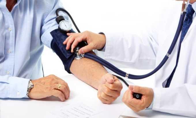 С осторожностью Фенотропил принимают при артериальной гипертонии