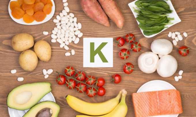 В сочетании со средствами-антагонистами витамина K может увеличиваться протромбиновый период, что способно негативно сказаться на показателе свертываемости крови